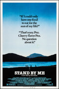 "Movie Posters:Adventure, Stand By Me (Columbia, 1986). Folded, Very Fine-. One Sheet (27"" X41""). Adventure.. ..."