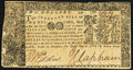 Colonial Notes:Maryland, Maryland April 10, 1774 $2 Fine-Very Fine.. ...