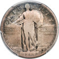 Standing Liberty Quarters, 1916 25C Good 6 NGC....
