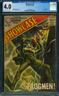 Silver Age (1956-1969):Adventure, Showcase #3 (DC, 1956) CGC VG 4.0 OFF-WHITE TO WHITE pages.