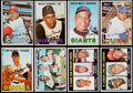 Baseball Cards:Lots, 1967 Topps Baseball Collection (30)....