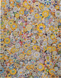 Prints & Multiples, Takashi Murakami (Japanese, b. 1962). IMG, 1960- 2012, 2012. Offset lithograph in colors on smooth wove paper. 27 x 21 in...