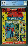 Bronze Age (1970-1979):Superhero, The Superman Family #164 (DC, 1974) CGC NM- 9.2 OFF-WHITE TO WHITE pages.