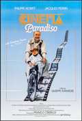 """Movie Posters:Foreign, Cinema Paradiso (Sovereign, 1990) Folded, Very Fine. One Sheet (26.75"""" X 39.75""""). Foreign.. ..."""