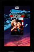 """Movie Posters:Action, Top Gun (Paramount, 1986). One Sheet (27"""" X 41"""") S..."""