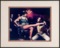 "Movie Posters:Musical, Gene Kelly in Singin' in the Rain (1980s). Signed Matte RestrikePhoto (8"" X 10""). Musical.. ..."