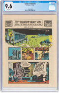 Golden Age (1938-1955):Superhero, The Spirit (weekly newspaper section) dated 7/10/49 (Will Eisner, 1949) CGC NM+ 9.6 White pages....