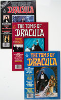 Magazines:Horror, Tomb of Dracula #1-6 Complete Series Group (Marvel, 1979-80) Condition: Average FN/VF.... (Total: 6 Comic Books)
