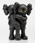 Collectible, KAWS (American, b. 1974). Kaws Together (Black), 2018. Painted cast vinyl. 10 x 8 x 5 inches (25.4 x 20.3 x 12.7 cm). Op...
