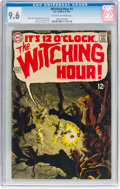 Silver Age (1956-1969):Horror, The Witching Hour #3 (DC, 1969) CGC NM+ 9.6 Off-white to white pages....