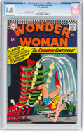 Silver Age (1956-1969):Superhero, Wonder Woman #169 (DC, 1967) CGC NM+ 9.6 Off-white pages.