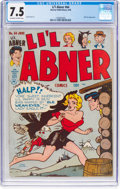 Golden Age (1938-1955):Cartoon Character, Li'l Abner #64 (Harvey, 1948) CGC VF- 7.5 Off-white to white pages....
