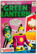 Silver Age (1956-1969):Superhero, Showcase #23 Green Lantern (DC, 1959) Condition: VG.