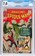 Silver Age (1956-1969):Superhero, The Amazing Spider-Man #2 (Marvel, 1963) CGC FN/VF 7.0 Off-white pages....