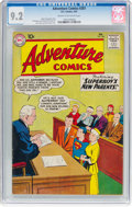 Silver Age (1956-1969):Superhero, Adventure Comics #281 (DC, 1961) CGC NM- 9.2 Cream to off-...