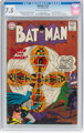 Batman #129 (DC, 1960) CGC VF- 7.5 Cream to off-white pages