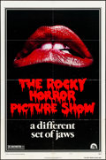 "Movie Posters:Rock and Roll, The Rocky Horror Picture Show (20th Century Fox, 1975). One Sheet (27"" X 41"") Style A & Uncut Pressbook (22 pages, 8.5"" X 14... (Total: 2 Items)"