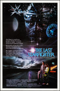 Movie Posters, The Last Starfighter (Universal, 1984). Folded, Very Fine....