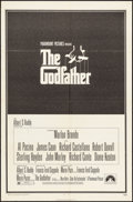 Movie Posters:Crime, The Godfather (Paramount, 1972) Folded, Fine/Very Fine.