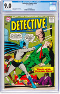 Silver Age (1956-1969):Superhero, Detective Comics #335 (DC, 1965) CGC VF/NM 9.0 Off-white to whitepages....