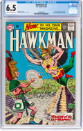Silver Age (1956-1969):Superhero, Hawkman #1 (DC, 1964) CGC FN+ 6.5 Cream to off-white pages....