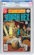 Bronze Age (1970-1979):Western, Jonah Hex #1 (DC, 1977) CGC NM+ 9.6 Off-white to white pages....