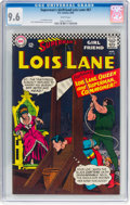 Silver Age (1956-1969):Superhero, Superman's Girlfriend Lois Lane #67 (DC, 1966) CGC NM+ 9.6...