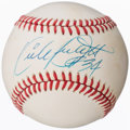 Autographs:Baseballs, Kirby Puckett Single Signed Baseball....