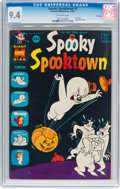 Silver Age (1956-1969):Cartoon Character, Spooky Spooktown #3 File Copy (Harvey, 1962) CGC NM 9.4 Off-white pages....