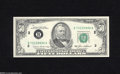 Error Notes:Doubled Third Printing, Fr. 2122-B $50 1985 Federal Reserve Note. Choice CrispUncirculated. We are lucky to have a second example of this type ofe...