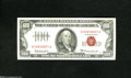 Small Size:Legal Tender Notes, Fr. 1551 $100 1966A Legal Tender Note. Choice New. A lovely legal hundred from this much scarcer issue that has a couple of...