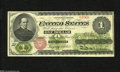 Fr. 16 $1 1862 Legal Tender Very Fine. A bold and colorful example with some soiling on the face that is nearly hidden b...