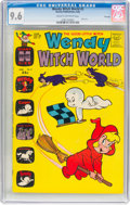 Silver Age (1956-1969):Cartoon Character, Wendy Witch World #5 File Copy (Harvey, 1963) CGC NM+ 9.6 Cream to off-white pages....