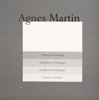 Agnes Martin (1912-2004) Paintings and Drawings, complete set of 10, 1974-90 Lithographs in colors o
