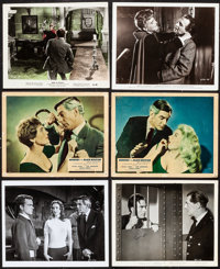 Brides of Dracula & Others Lot (Universal International, 1960). Fine/Very Fine. Photos (9), Color Glos Photo, Britis...