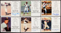 Autographs:Photos, Baseball Greats & Hall of Famers Signed Image Lot of 13.... (Total: 13 items)