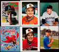 Autographs:Photos, Baseball Greats Signed Image Lot of 19. Offered ar...