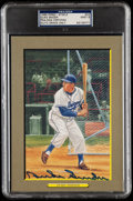 Autographs:Post Cards, 1988 Duke Snider Signed Perez-Steele Great Moments #33, PSA/DNA MT 9....