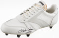 """Autographs:Others, Pete Rose """"4256"""" Signed Cleat...."""