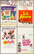 "Movie Posters:Academy Award Winners, Oliver! & Others Lot (Columbia, 1968). Fine/Very Fine. WindowCards (11) (14"" X 22""). Academy Award Winners.. ... (Total: 11Items)"