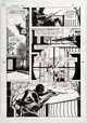 Carmine Infantino and Frank McLaughlin Danger Trail #1 and #2 Panel Page Original Art Group of 3 (DC, 1993).... (3)
