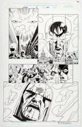 Original Comic Art:Panel Pages, Pat Olliffe and Al Williamson Unlimited Access #3 Story Page22 Original Art (Marvel, 1998)....