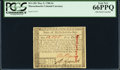 Colonial Notes:Massachusetts, Massachusetts May 5, 1780 $4 PCGS Gem New 66PPQ.. ...
