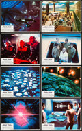 """Movie Posters:Science Fiction, Star Trek: The Motion Picture (Paramount, 1979). Very Fine+. LobbyCard Set of 8 (11"""" X 14""""). Science Fiction.. ... (Total: 8 Items)"""