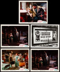 "Movie Posters:Drama, Bus Stop (20th Century Fox, 1956). Very Fine-. Color Photos (3)& Photo (8"" X 10""). Drama.. ... (Total: 4 Items)"