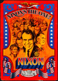 "Movie Posters:Miscellaneous, Nixon's the One! (JIMINI Productions, 1968). Rolled, Fine+.Political Poster (20"" X 28""). J. Michaelson Artwork. Miscellaneo..."