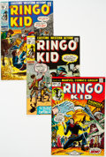 Bronze Age (1970-1979):Western, The Ringo Kid Group of 14 (Marvel, 1970-73) Condition: Average VF+.... (Total: 14 Comic Books)