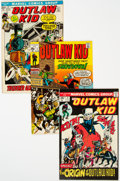 Bronze Age (1970-1979):Western, Outlaw Kid Group of 18 (Marvel, 1970-74) Condition: Average VF.... (Total: 18 Comic Books)
