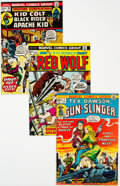 Bronze Age (1970-1979):Western, Marvel Bronze Age Western Group of 7 (Marvel, 1970s) Condition: Average VF/NM.... (Total: 7 Comic Books)