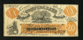 Confederate Notes:1861 Issues, XX-1 $20 Female Riding Deer Bogus Note. The Female Riding Deer (FRD) fantasy or bogus note was thought for years to be an of...